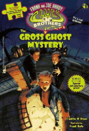 The Gross Ghost Mystery