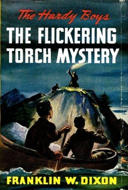 The Flickering Torch Mystery