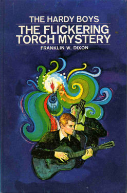 The Flickering Torch Mystery (redigert utgave)