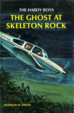The Ghost at Skeleton Rock, revidert utgave