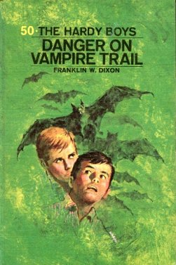 Danger on Vampire Trail