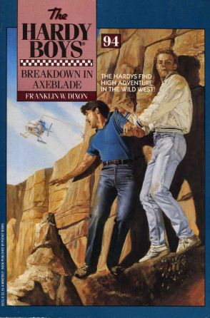 the hardy boys essay When i read the hardy boys as a kid, i mostly identified with frank and joe, and really didn't notice the adult characters in the story re-reading them as a grown man, and a father, however, i was really struck by what a warm and supportive home fenton and laura — the boys' parents — create for their sons, and particularly what an exemplary.