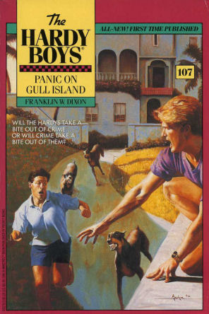 Panic on Gull Island