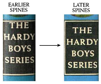 Comparison of series name boxes