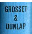 Grosset and Dunlap set in Univers Condensed